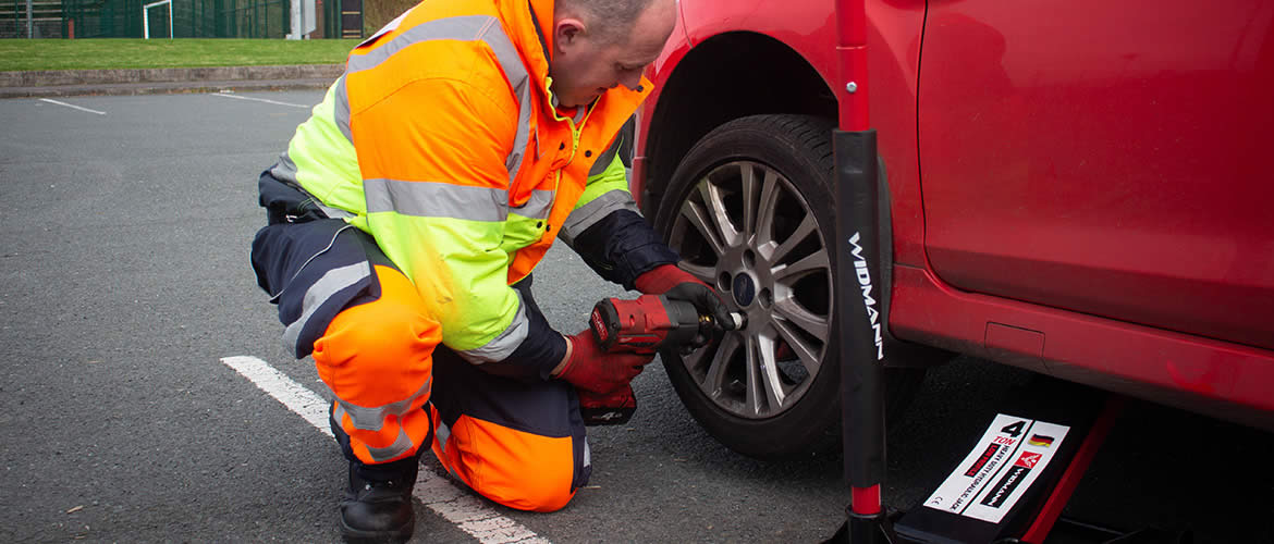 Mobile Tyre Fitting service and repairs