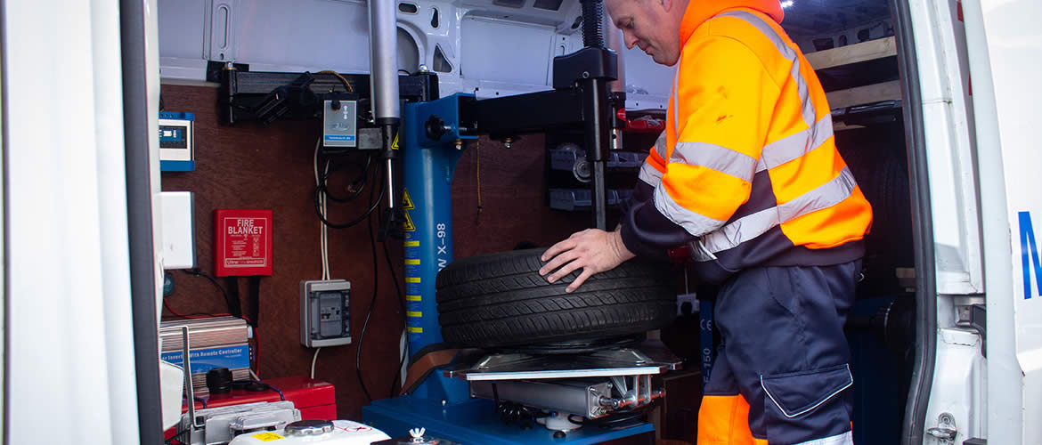 Glenside Recovery Mobile Tyre Fitting Services