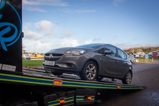 Glenside Recovery - Car Delivery