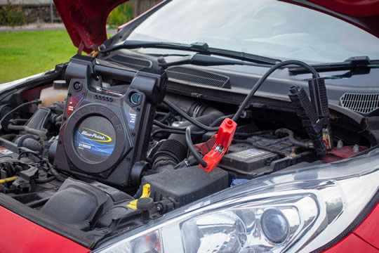 Glenside Recovery - Home start Flat Battery