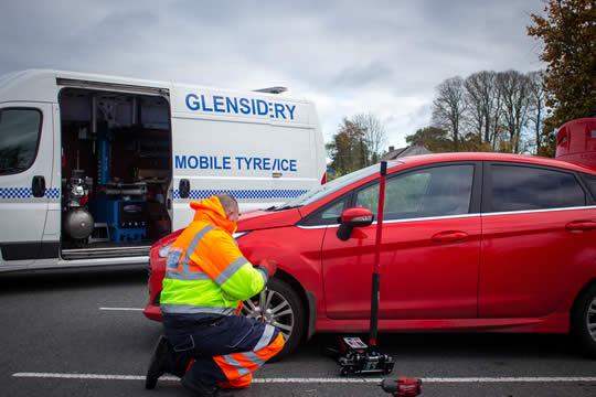 Glenside Recovery - Onsite Puncture Repair