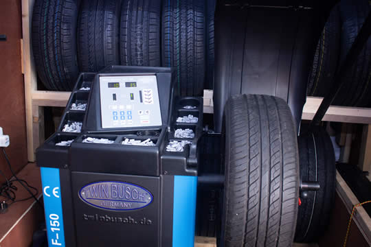 Glenside Recovery Mobile Tyre Service